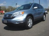 2011 Glacier Blue Metallic Honda CR-V EX-L #79713963