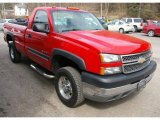 Chevrolet Silverado 2500HD 2005 Data, Info and Specs