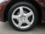Mercedes-Benz R 2010 Wheels and Tires