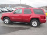 2013 Crystal Red Tintcoat Chevrolet Tahoe LT 4x4 #79713935