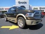 2013 Black Gold Pearl Ram 1500 Laramie Longhorn Crew Cab #79713132