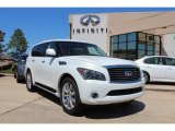 Infiniti QX Data, Info and Specs