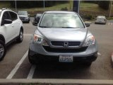 2007 Whistler Silver Metallic Honda CR-V LX #79712678