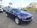 2011 Kona Blue Metallic Ford Mustang V6 Coupe #79712940