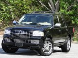 2008 Black Lincoln Navigator Luxury #79713125