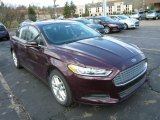 2013 Bordeaux Reserve Red Metallic Ford Fusion SE #79712931
