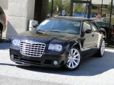 2008 Brilliant Black Crystal Pearl Chrysler 300 C SRT8 #79713124