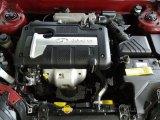 2006 Hyundai Tiburon Engines
