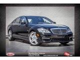 2013 Black Mercedes-Benz S 63 AMG Sedan #79712667