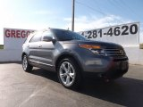 2011 Sterling Grey Metallic Ford Explorer Limited 4WD #79713318