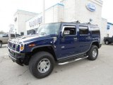 2007 All Terrain Blue Hummer H2 SUV #79713120