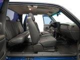 2004 Chevrolet Silverado 1500 Work Truck Extended Cab Medium Gray Interior