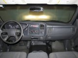 2004 Chevrolet Silverado 1500 Work Truck Extended Cab Dashboard