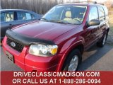 2006 Redfire Metallic Ford Escape Limited 4WD #79713525