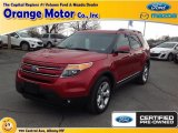 2011 Red Candy Metallic Ford Explorer Limited 4WD #79713113