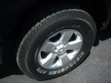 Nissan Frontier 2009 Wheels and Tires