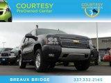 2010 Taupe Gray Metallic Chevrolet Tahoe Z71 4x4 #79713703