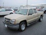 2005 Chevrolet Silverado 1500 Sandstone Metallic