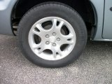 Dodge Caravan 2003 Wheels and Tires