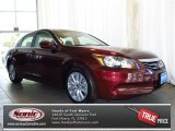 2011 Basque Red Pearl Honda Accord EX-L Sedan #79712641