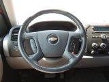 2010 Chevrolet Silverado 1500 LS Crew Cab Steering Wheel