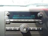 2010 Chevrolet Silverado 1500 LS Crew Cab Audio System