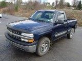 2002 Chevrolet Silverado 1500 Work Truck Regular Cab 4x4 Front 3/4 View
