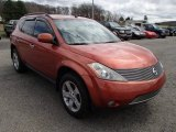 2004 Sunlit Copper Metallic Nissan Murano SL AWD #79713091