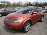 2004 Nissan Murano SL AWD Front 3/4 View