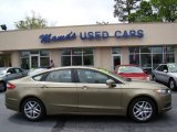 2013 Ginger Ale Metallic Ford Fusion SE 1.6 EcoBoost #79713288
