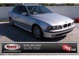 2000 Titanium Silver Metallic BMW 5 Series 528i Sedan #79713077