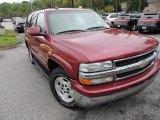 2004 Sport Red Metallic Chevrolet Tahoe LT #79713277