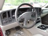 2004 Chevrolet Tahoe LT Steering Wheel