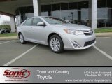 2013 Classic Silver Metallic Toyota Camry XLE #79713497