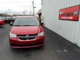 2013 Redline 2 Coat Pearl Dodge Grand Caravan SE #79713847