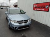 2013 Winter Chill Pearl Dodge Journey Crew #79713840