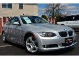 2009 Titanium Silver Metallic BMW 3 Series 328xi Coupe #79713062