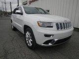 2014 Bright White Jeep Grand Cherokee Summit 4x4 #79713834