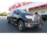 2012 Black Toyota Tundra Texas Edition CrewMax 4x4 #79712845