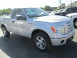 2010 Ingot Silver Metallic Ford F150 STX Regular Cab #79712838