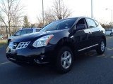 2012 Super Black Nissan Rogue S Special Edition AWD #79713669