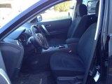 2012 Nissan Rogue S Special Edition AWD Black Interior