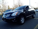 2012 Super Black Nissan Rogue S Special Edition AWD #79713668