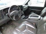 2005 Chevrolet Silverado 1500 Z71 Extended Cab 4x4 Dark Charcoal Interior