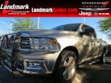 2011 White Gold Dodge Ram 1500 Big Horn Quad Cab #79713030