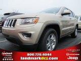 2014 Cashmere Pearl Jeep Grand Cherokee Laredo #79713028