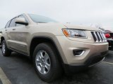 Cashmere Pearl Jeep Grand Cherokee in 2014