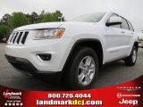 2014 Bright White Jeep Grand Cherokee Laredo #79713027