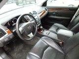 2009 Cadillac SRX Interiors