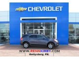 2013 Atlantis Blue Metallic Chevrolet Equinox LT AWD #79713452